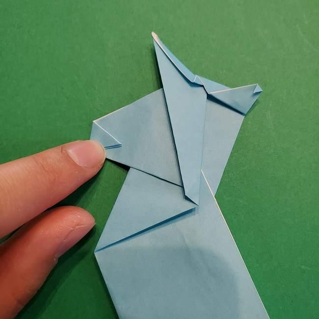 コルネの折り方作り方(サンリオ折り紙) (23)