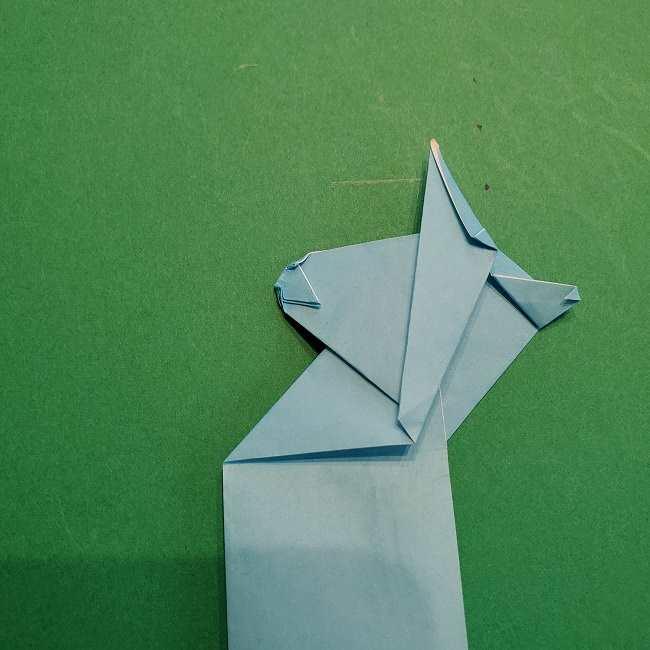 コルネの折り方作り方(サンリオ折り紙) (24)