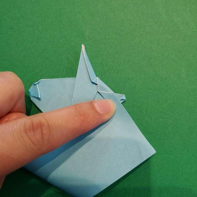 コルネの折り方作り方(サンリオ折り紙) (26)