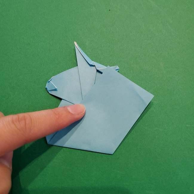コルネの折り方作り方(サンリオ折り紙) (27)