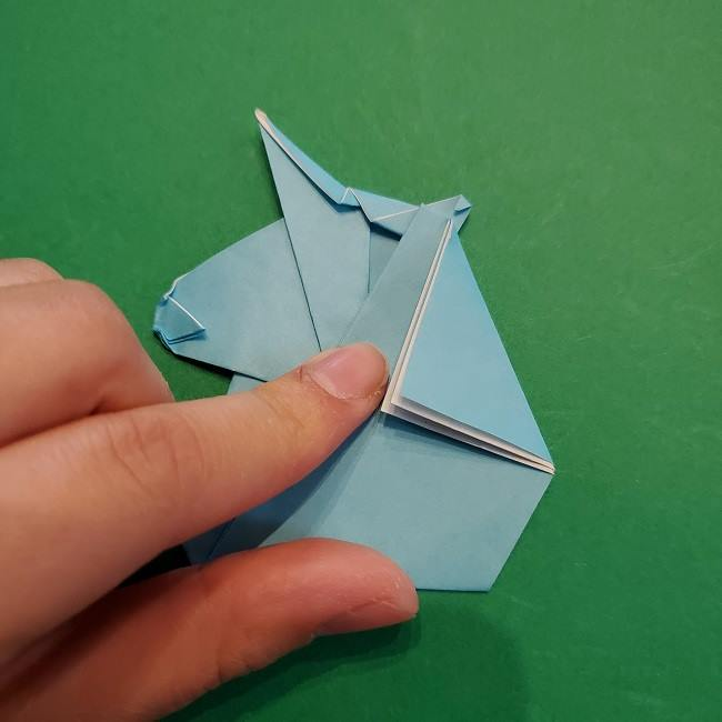 コルネの折り方作り方(サンリオ折り紙) (28)