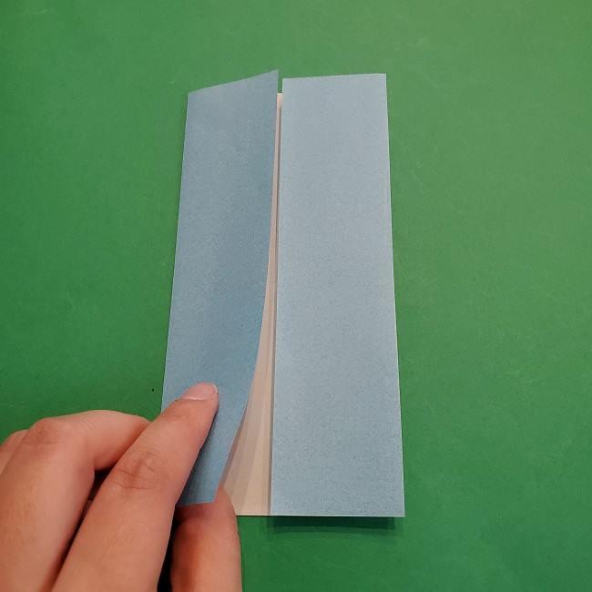 コルネの折り方作り方(サンリオ折り紙) (3)