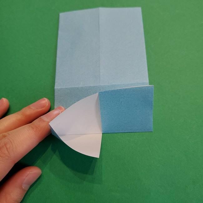 コルネの折り方作り方(サンリオ折り紙) (7)