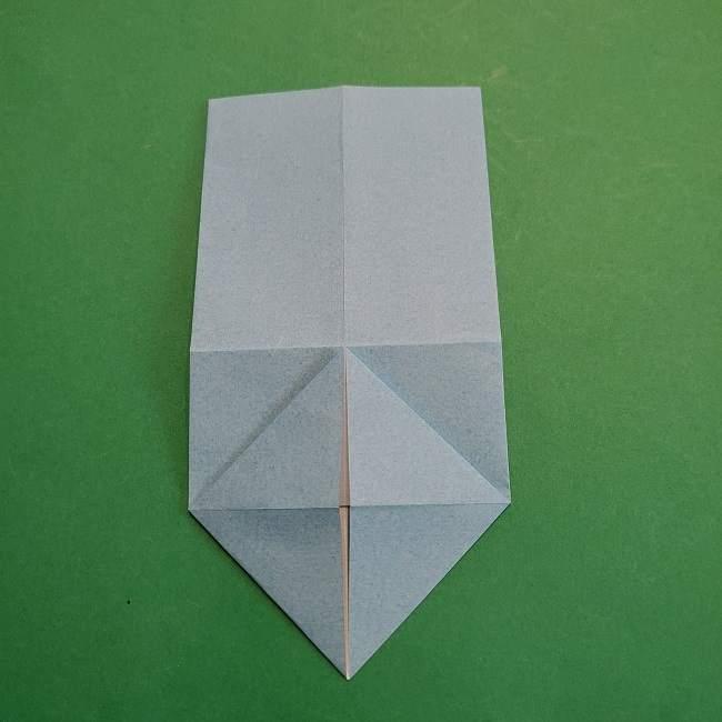コルネの折り方作り方(サンリオ折り紙) (8)