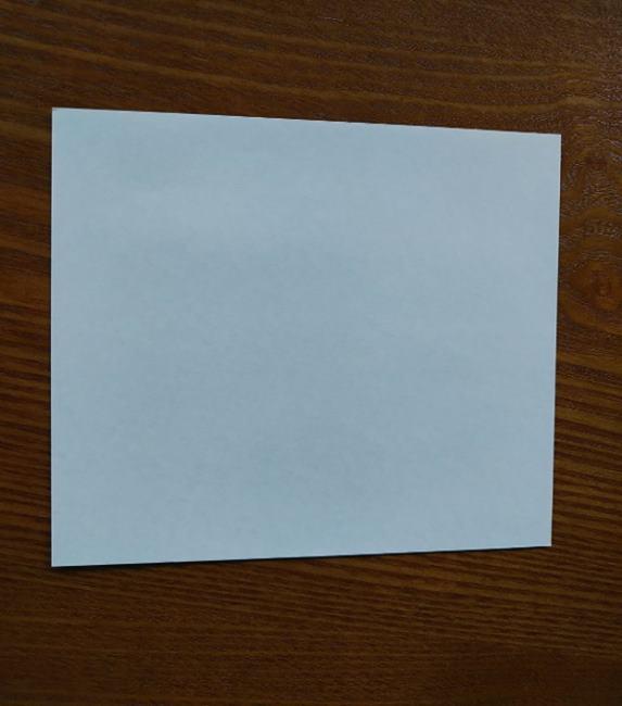 シナモロール 折り紙の作り方折り方 (1)
