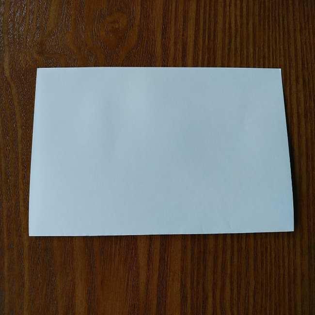 シナモロール 折り紙の作り方折り方 (2)