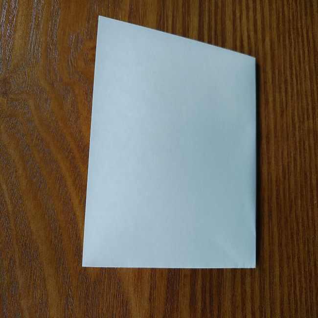 シナモロール 折り紙の作り方折り方 (3)