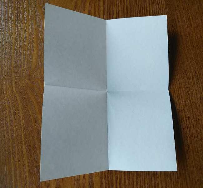シナモロール 折り紙の作り方折り方 (4)