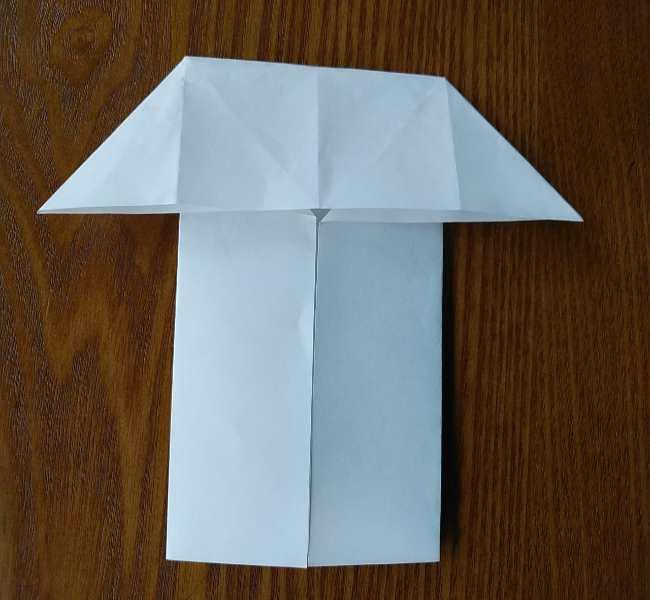 シナモロール 折り紙の作り方折り方 (6)