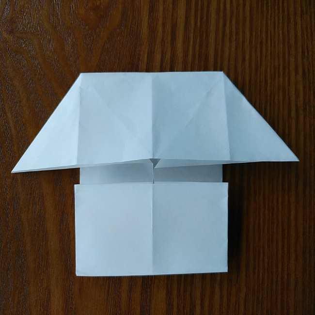シナモロール 折り紙の作り方折り方 (7)