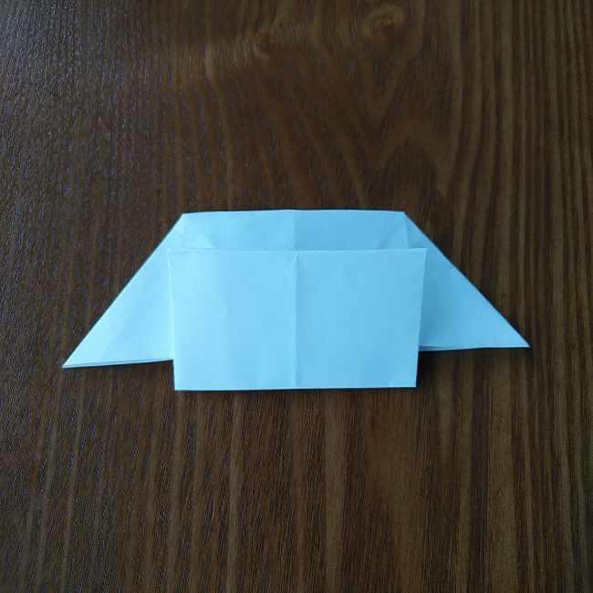 シナモロール 折り紙の作り方折り方 (8)
