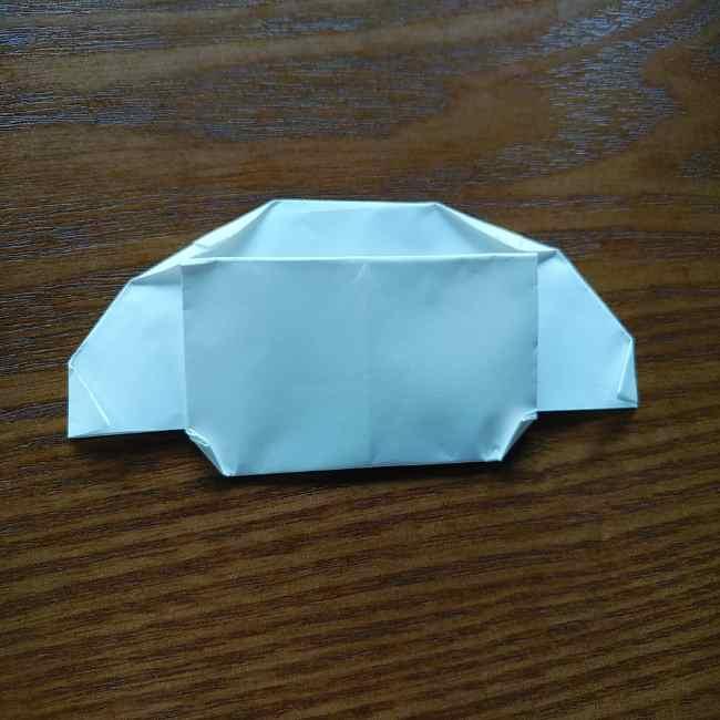 シナモロール 折り紙の作り方折り方 (9)
