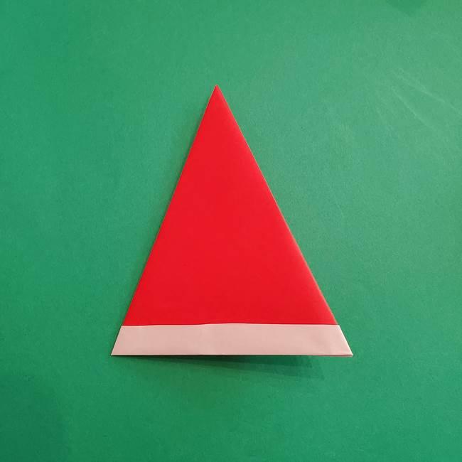 スイカの折り紙 3歳の年少の娘と一緒に手作り☆(9)