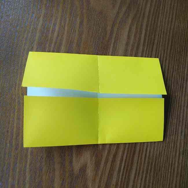 ポムポムプリンの折り紙 作り方折り方(わかりやすい折り図つき) (4)