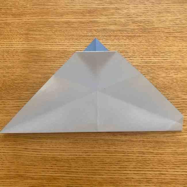 妖怪ウォッチの折り紙 デカニャン(体)の折り方作り方 (10)