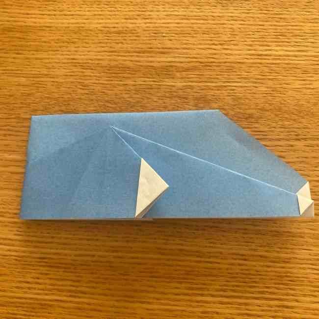 妖怪ウォッチの折り紙 デカニャン(体)の折り方作り方 (16)