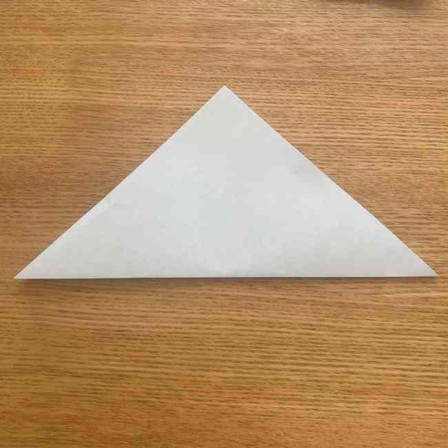 妖怪ウォッチの折り紙 デカニャン(体)の折り方作り方 (2)