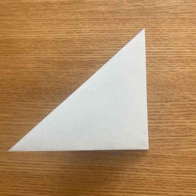 妖怪ウォッチの折り紙 デカニャン(体)の折り方作り方 (3)