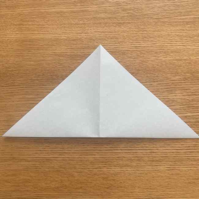 妖怪ウォッチの折り紙 デカニャン(体)の折り方作り方 (4)