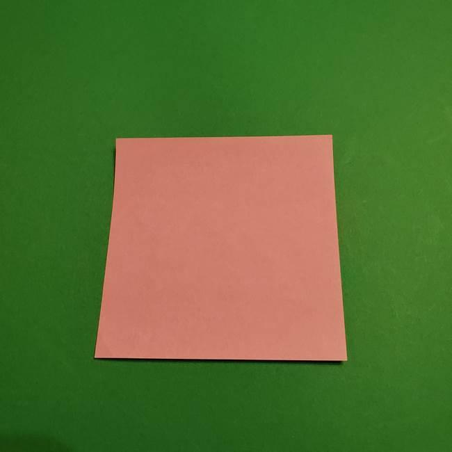 折り紙おもちゃ アイスクリーム カップの作り方折り方①アイス(1)