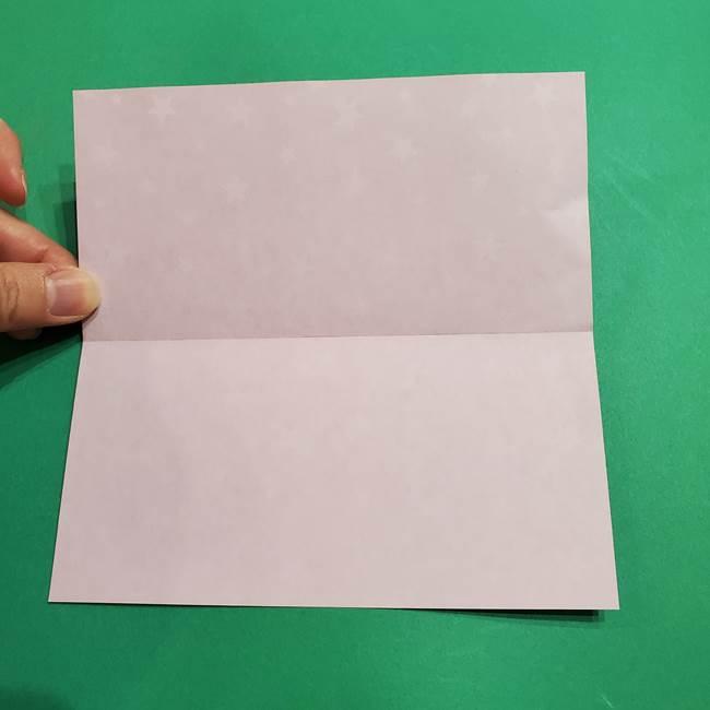折り紙おもちゃ アイスクリーム カップの作り方折り方②カップ(3)