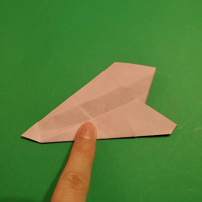 折り紙おもちゃ アイスクリーム カップの作り方折り方②カップ(36)