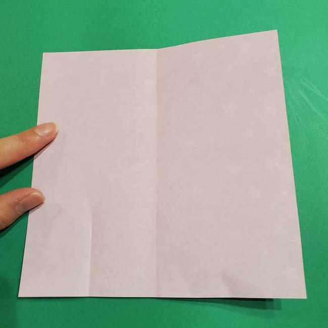 折り紙おもちゃ アイスクリーム カップの作り方折り方②カップ(5)
