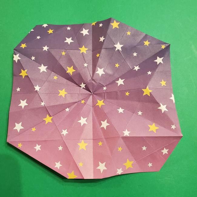 折り紙おもちゃ アイスクリーム カップの作り方折り方②カップ(58)