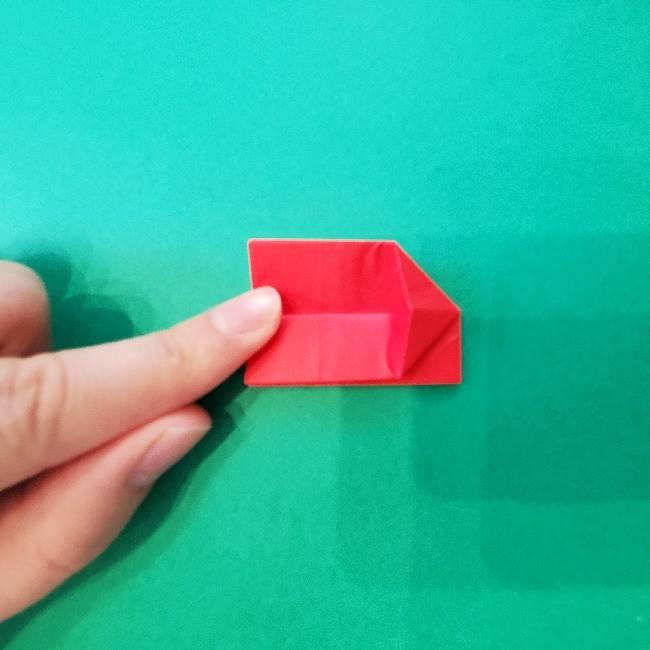 折り紙のキティーちゃんの折り方作り方 (13)