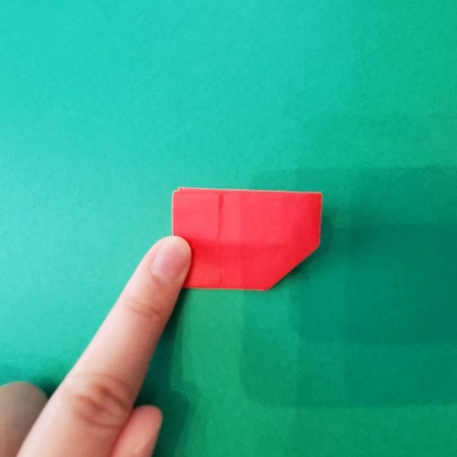 折り紙のキティーちゃんの折り方作り方 (14)