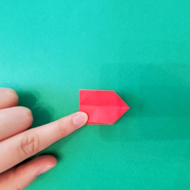 折り紙のキティーちゃんの折り方作り方 (17)