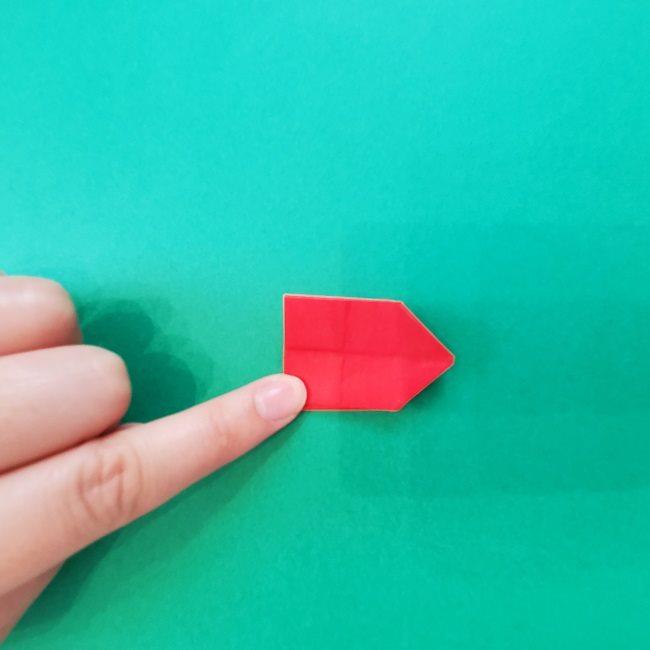 折り紙のキティーちゃんの折り方作り方 (18)