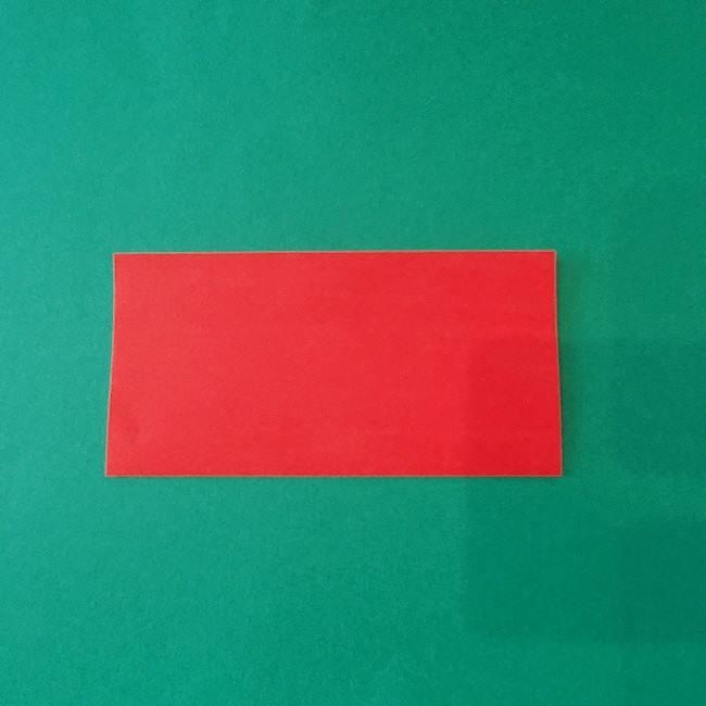 折り紙のキティーちゃんの折り方作り方 (2)