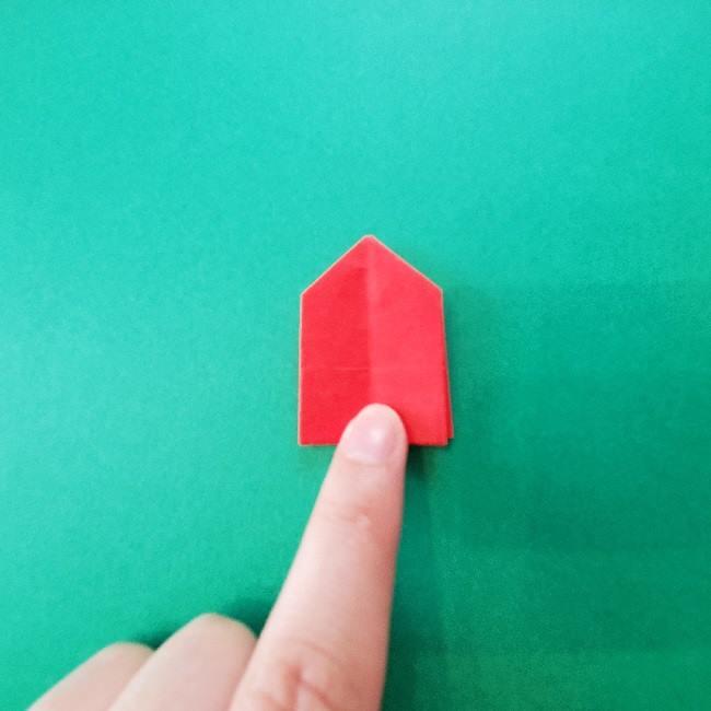 折り紙のキティーちゃんの折り方作り方 (20)