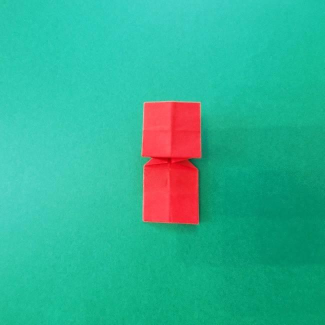 折り紙のキティーちゃんの折り方作り方 (21)