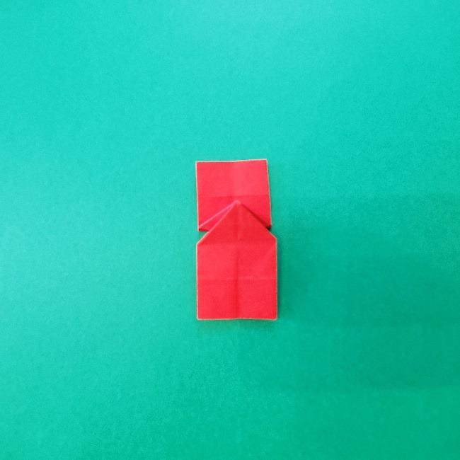 折り紙のキティーちゃんの折り方作り方 (22)