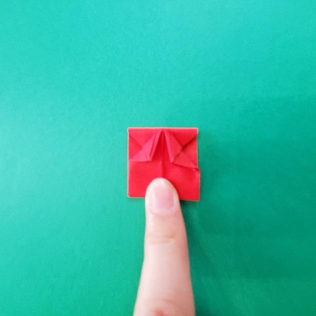 折り紙のキティーちゃんの折り方作り方 (24)