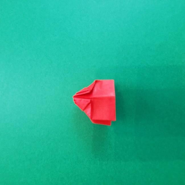 折り紙のキティーちゃんの折り方作り方 (27)