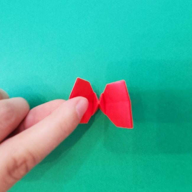 折り紙のキティーちゃんの折り方作り方 (28)