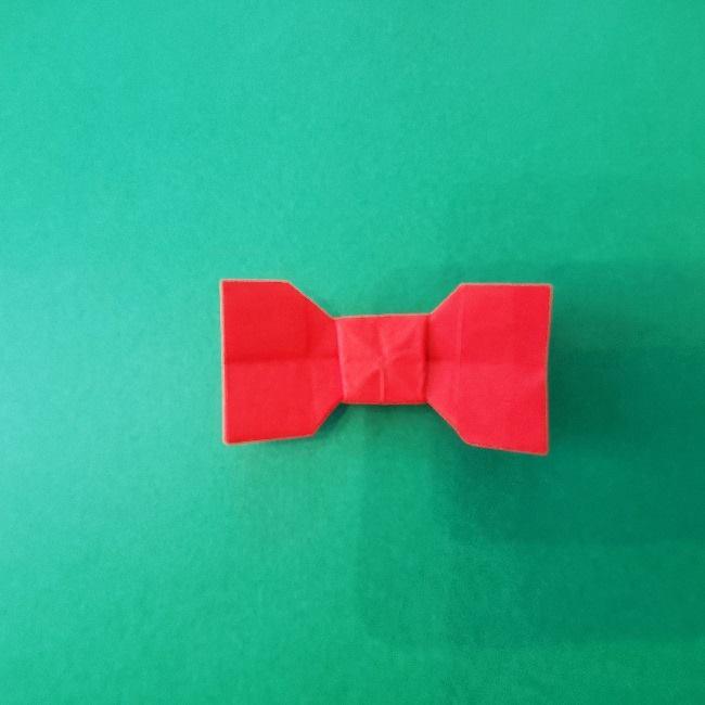 折り紙のキティーちゃんの折り方作り方 (29)
