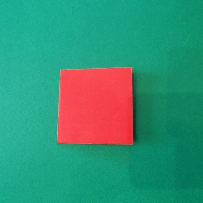 折り紙のキティーちゃんの折り方作り方 (3)