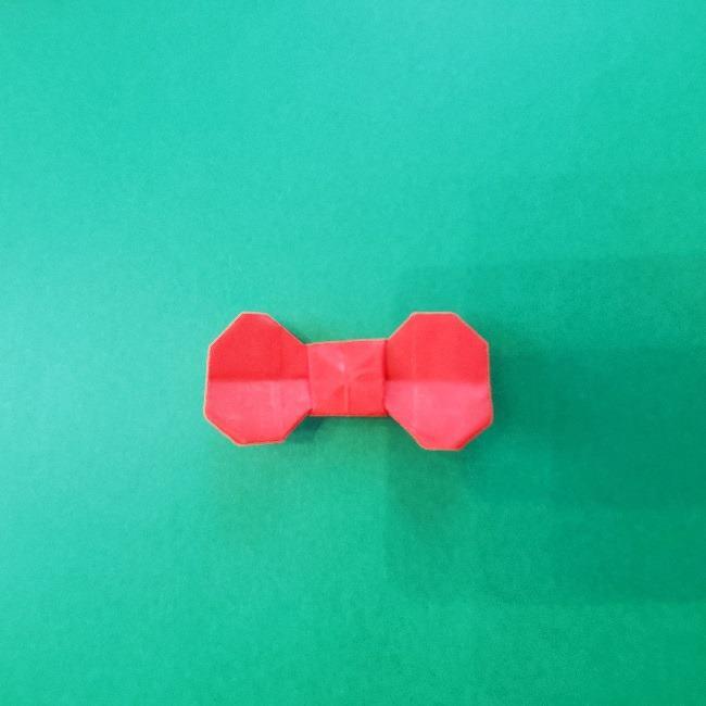 折り紙のキティーちゃんの折り方作り方 (30)