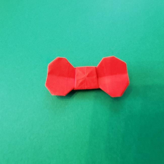 折り紙のキティーちゃんの折り方作り方 (32)