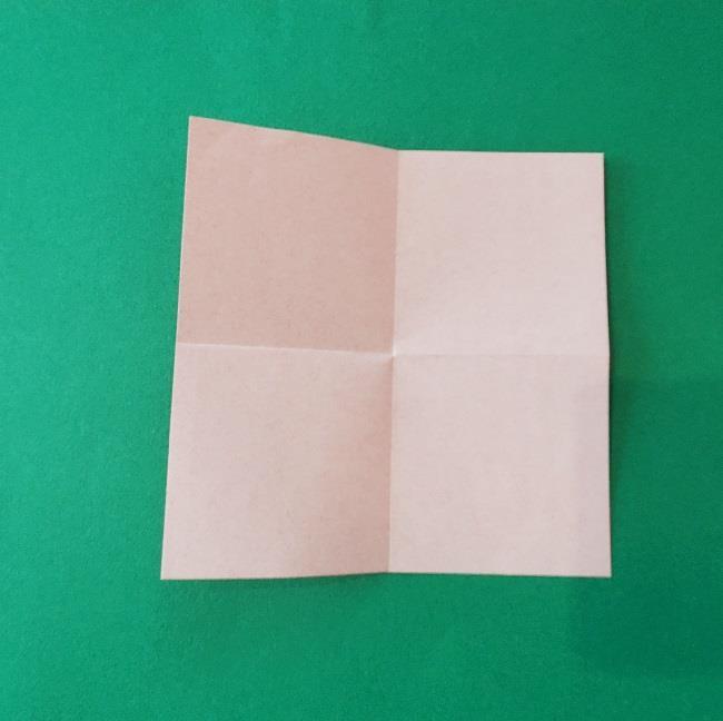折り紙のキティーちゃんの折り方作り方 (4)