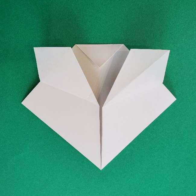 折り紙のキティーちゃんの折り方作り方 (40)