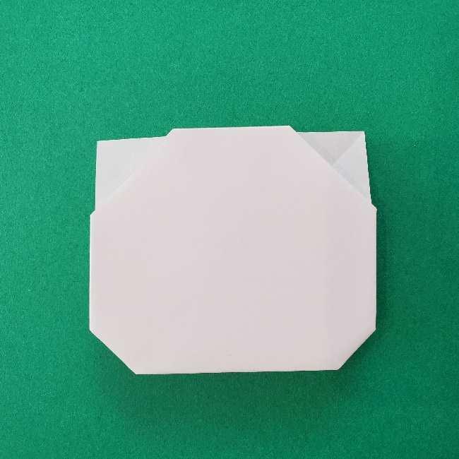 折り紙のキティーちゃんの折り方作り方 (43)