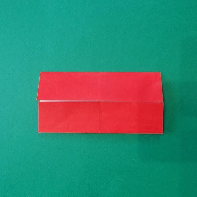 折り紙のキティーちゃんの折り方作り方 (5)