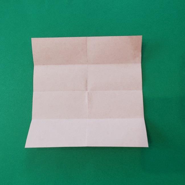 折り紙のキティーちゃんの折り方作り方 (6)