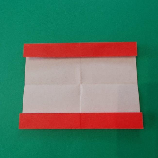 折り紙のキティーちゃんの折り方作り方 (7)