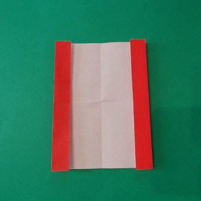 折り紙のキティーちゃんの折り方作り方 (8)